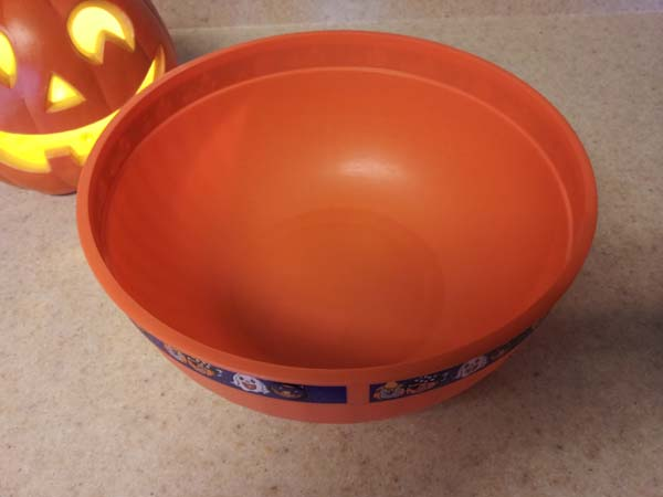 stolen Halloween candy