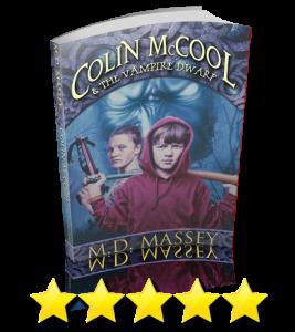 Colin McCool 5 stars