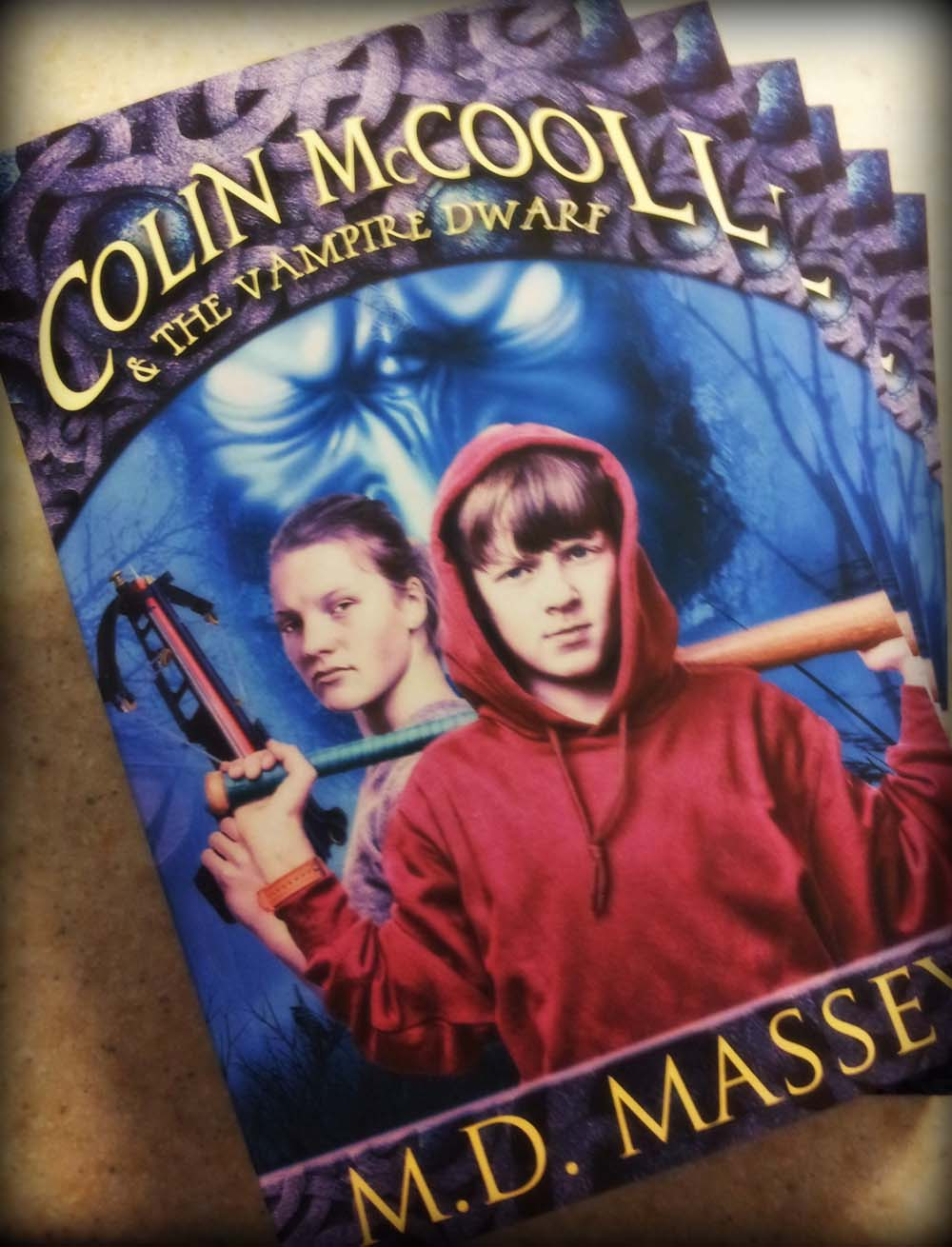 vampire book for kids in paperback