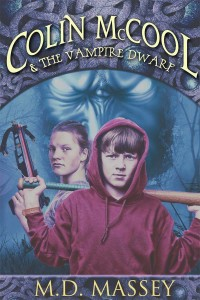 Colin McCool and the Vampire Dwarf book cover
