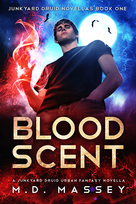 Blood Scent an urban fantasy novella