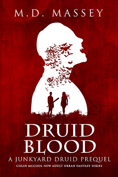 Druid Blood Junkyard Druid Prequel