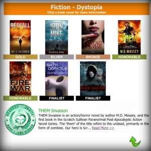 readers favorite book award finalist 2016