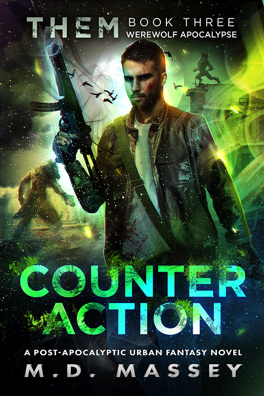 THEM Counteraction post-apocalyptic urban fantasy