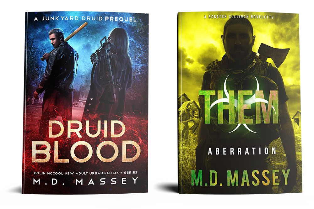 free urban fantasy and post-apocalyptic books