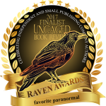 Raven Awards Finalist
