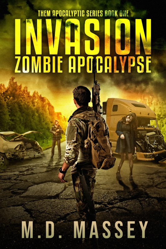 Invasion Zombie Apocalypse post-apocalyptic novel