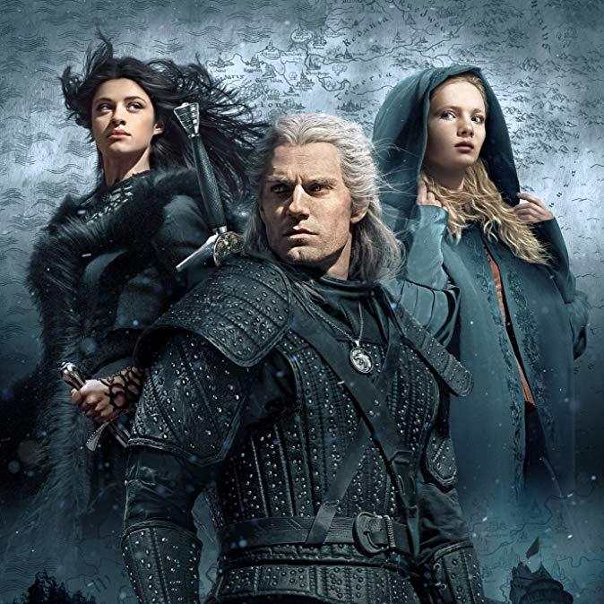 The Witcher Geralt Yennifer Ciri