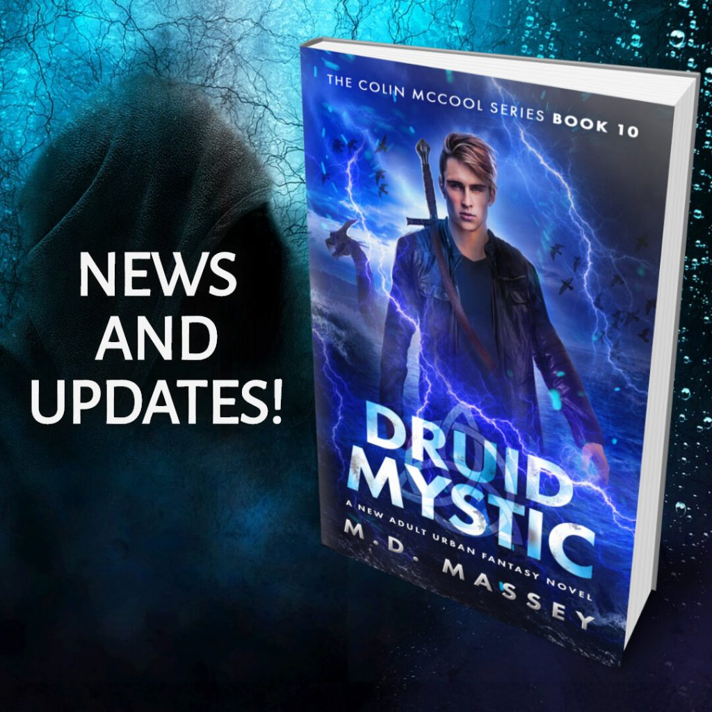 urban fantasy news and updates