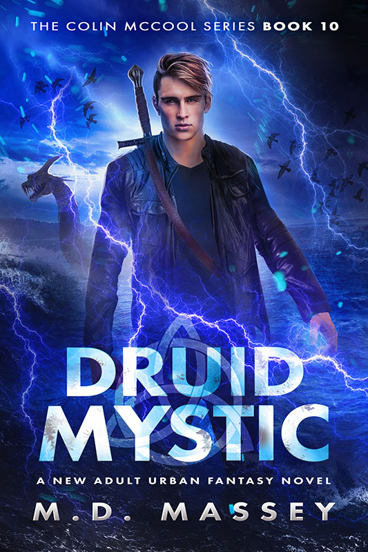 Druid Mystic a Junkyard Druid urban fantasy novel