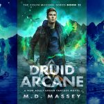 Druid Arcane urban fantasy novel