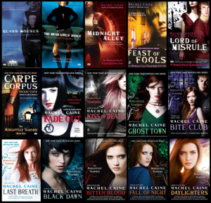 The Morganville Vampires books