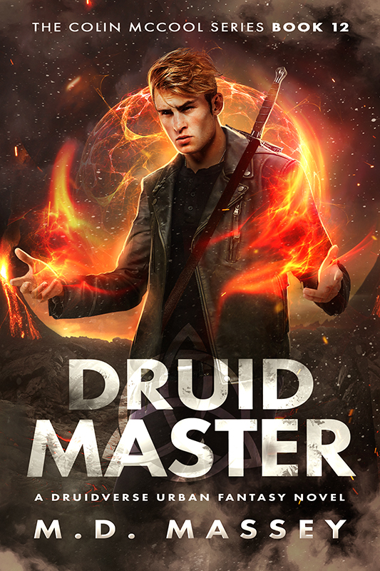 Druid Master a Druidverse Urban Fantasy Novel