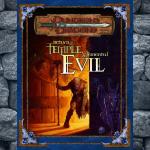 fantasy RPG cover for Temple of Elemental Evil