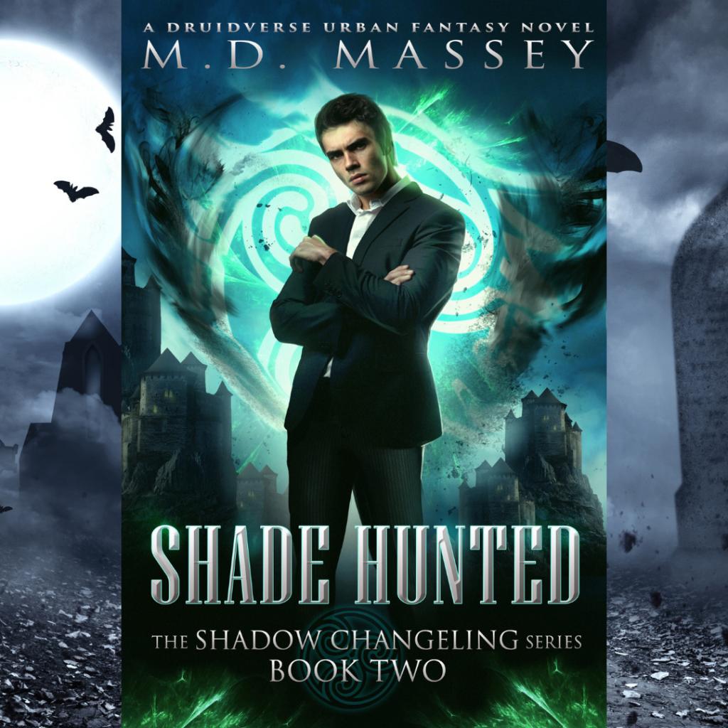 shade hunted new urban fantasy novel